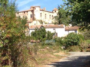 Monastery in Villarzel du Razes